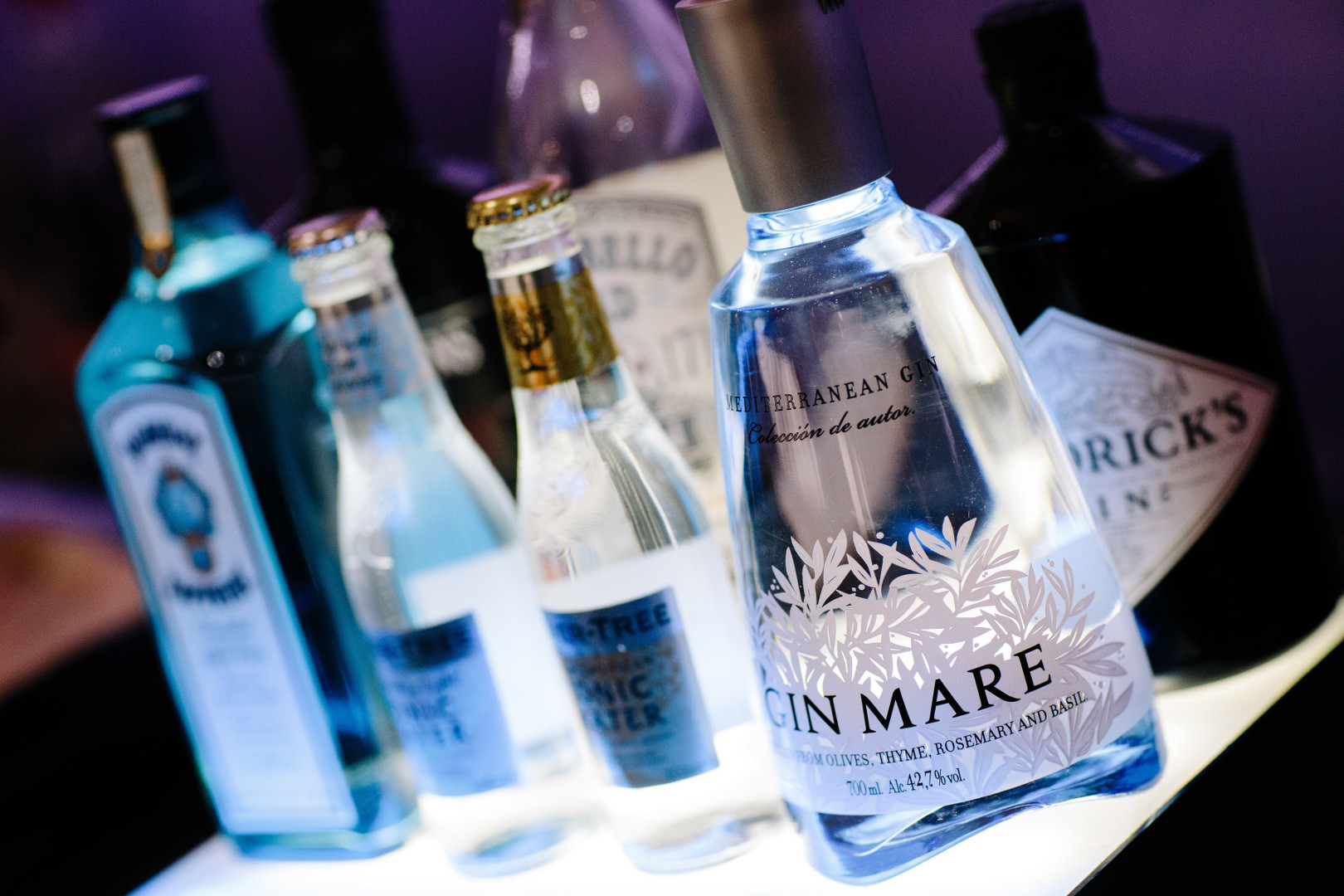 Premium Gins now available